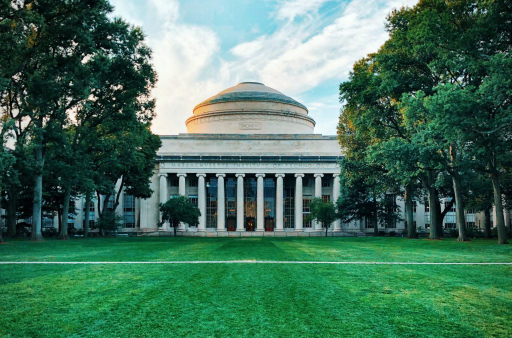 Massachusetts Institute of Technology Building