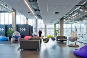 Warsaw Office at the Centre of Innovation and Technology Transfer, Rektorska 4